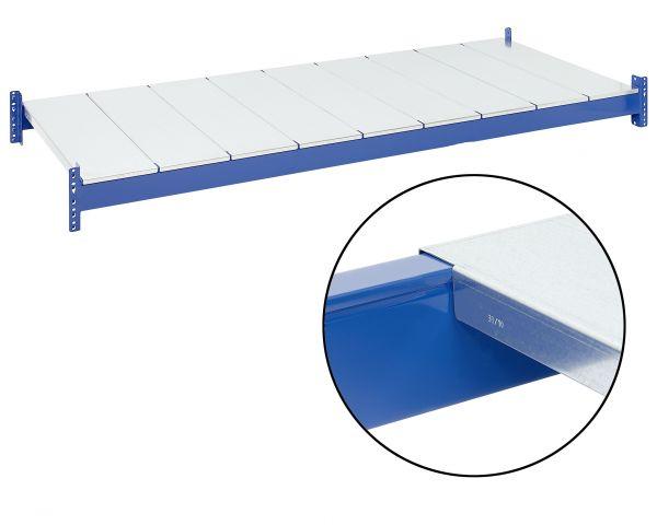 Stahlböden in verschiedenen Ausführungen für BITO Palettenregal