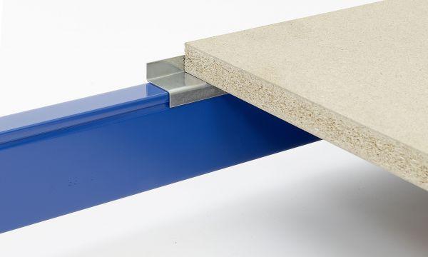 Spanplattenböden in verschiedenen Ausführungen für BITO Palettenregal