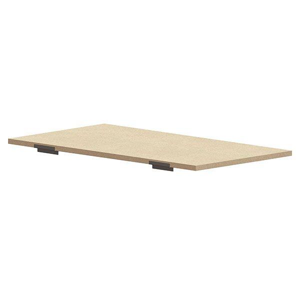 Holzbodenauflage für PROFI Typ 2 (Stärke: 38 mm) inkl. Z-Winkel