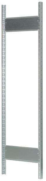 Einzelständer-Rahmen für Stecksystem