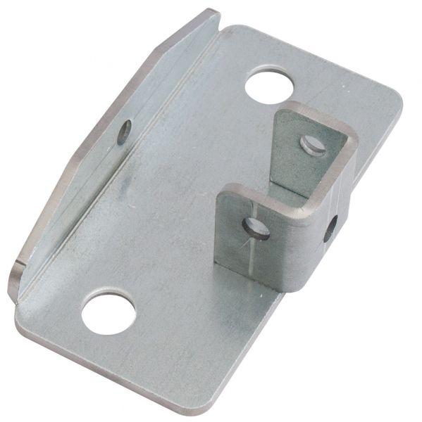 Einfach-Stahlfuß für Weitspannregal PROFI 3000