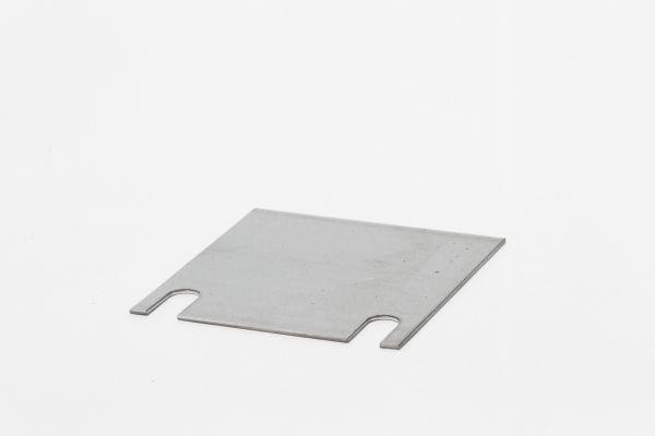 Unterlegblech 2 mm für PROFI Palettenregal