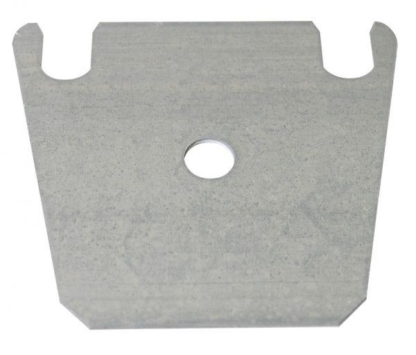 Unterlegplatte für Weitspannregal PROFI 100