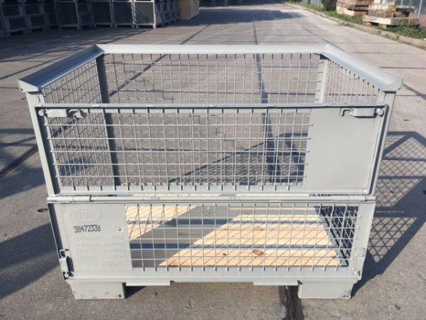 Euro-Gitterbox, Tragfähigkeit: 1.500 kg