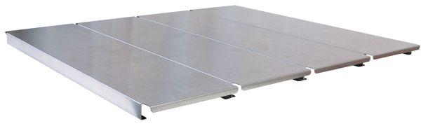 Stahlpaneel für Weitspannregal PROFI 100