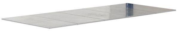 Stahlpaneele für Weitspannregal PROFI 3000